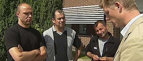 Lazlo, Luis, Mezut & VD:n