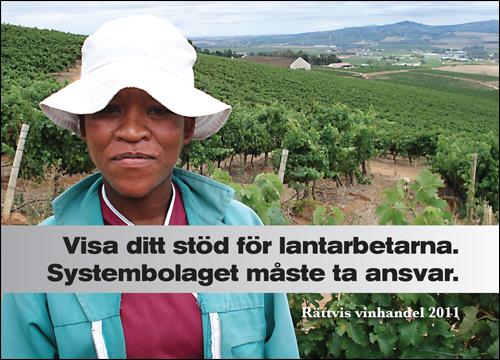 Rättvis vinhandel 2011